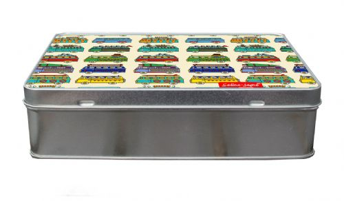 Selina-Jayne Campervan Limited Edition Designer Treat Tin